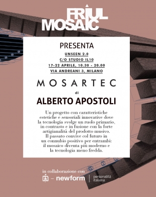 Introducing Mosartec by Alberto Apostoli