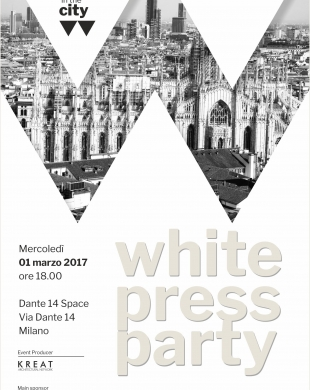White In The City - Press Conference