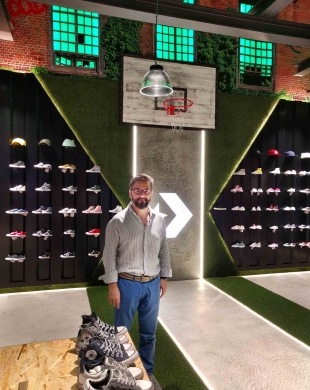 New Converse Showroom