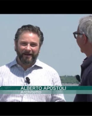 MARCOPOLO TV INTERVIEWS ALBERTO APOSTOLI