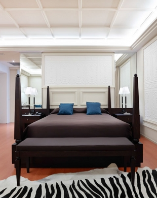 New theme suites for Park Hotel Belfiore
