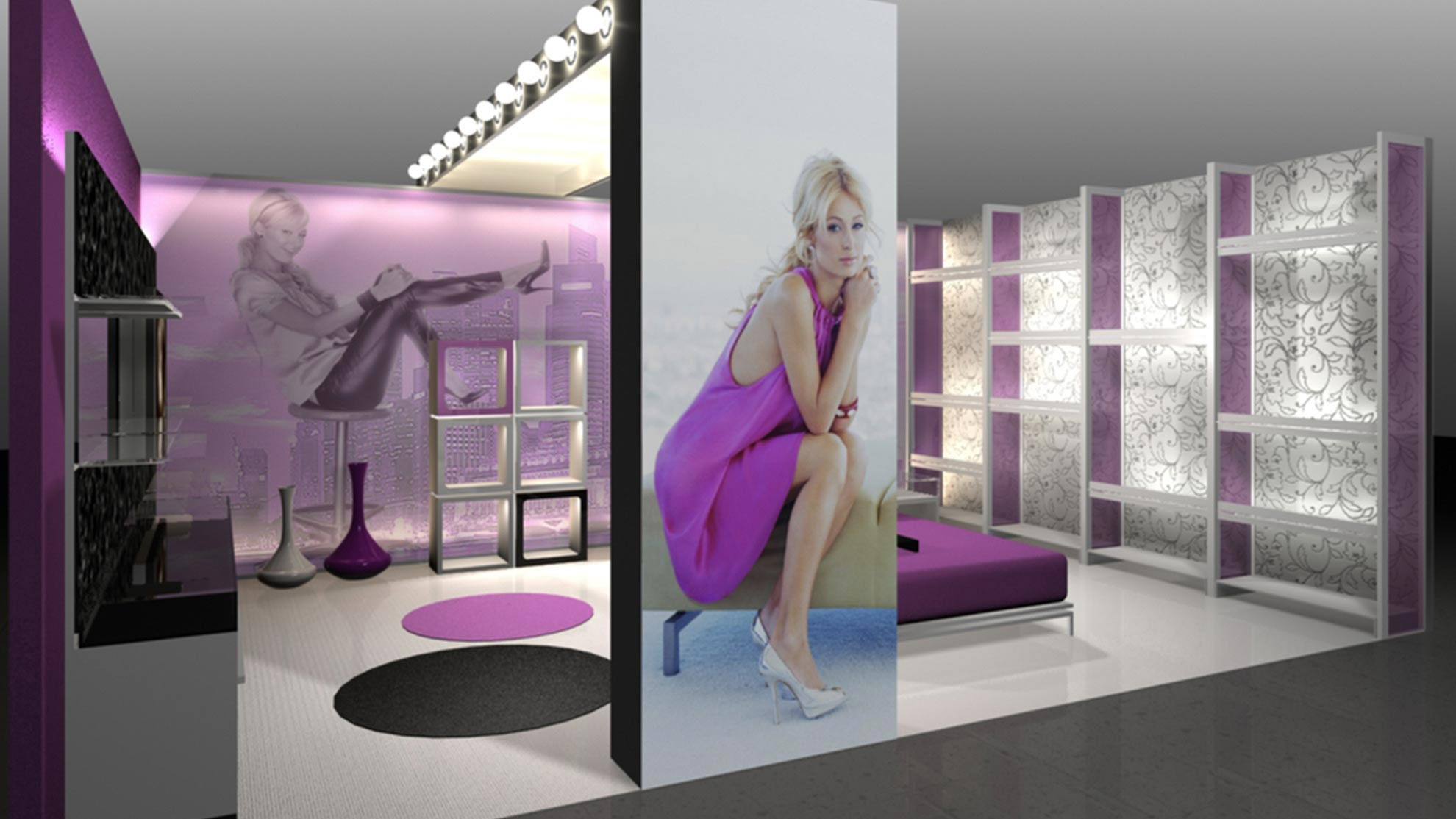 Paris Hilton Handbags - Shop Concept