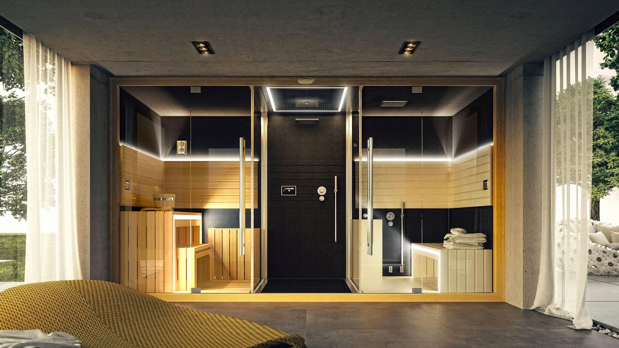 Spa design Sasha 1