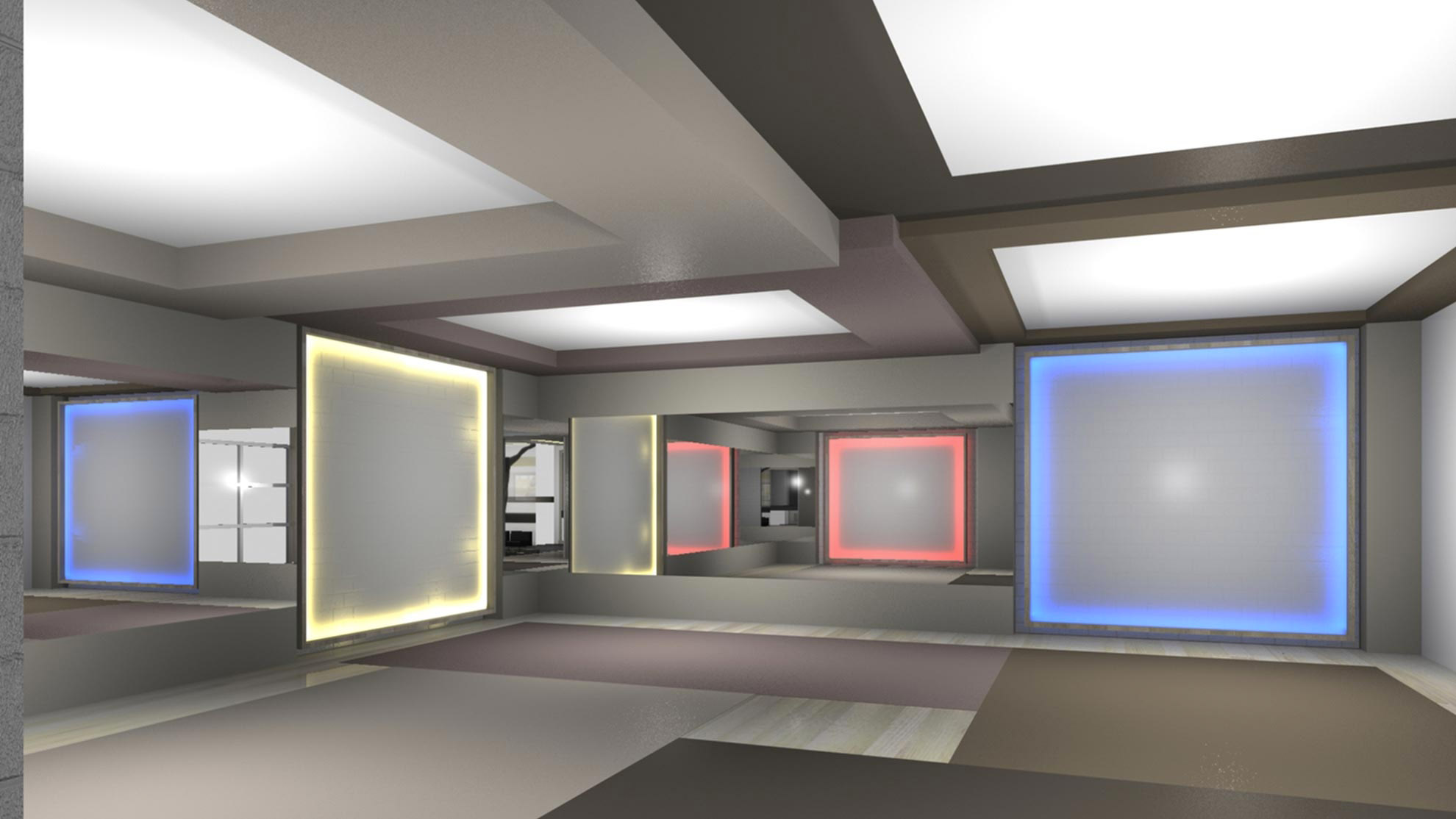 Designing gyms - Fitness Club E.P Jim 6