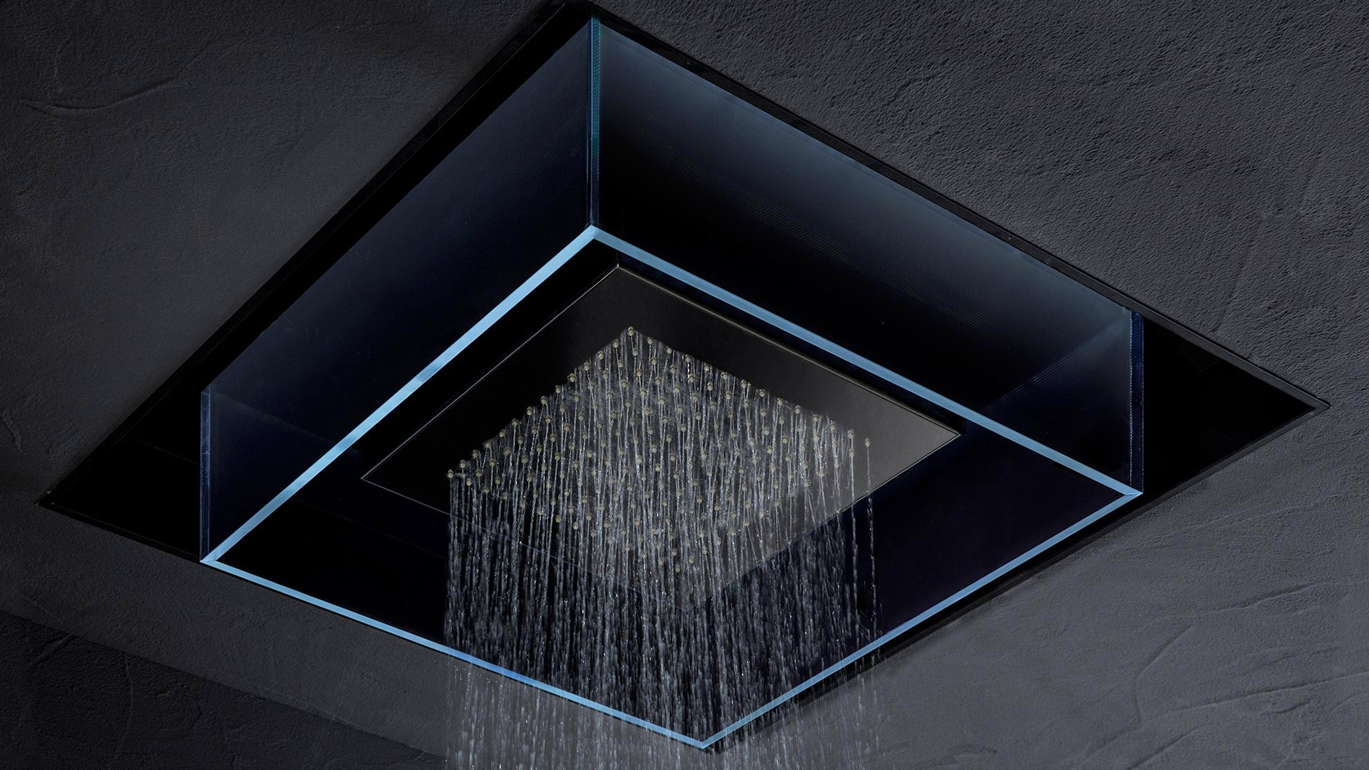 Design prodotto - Aqualite Shower head