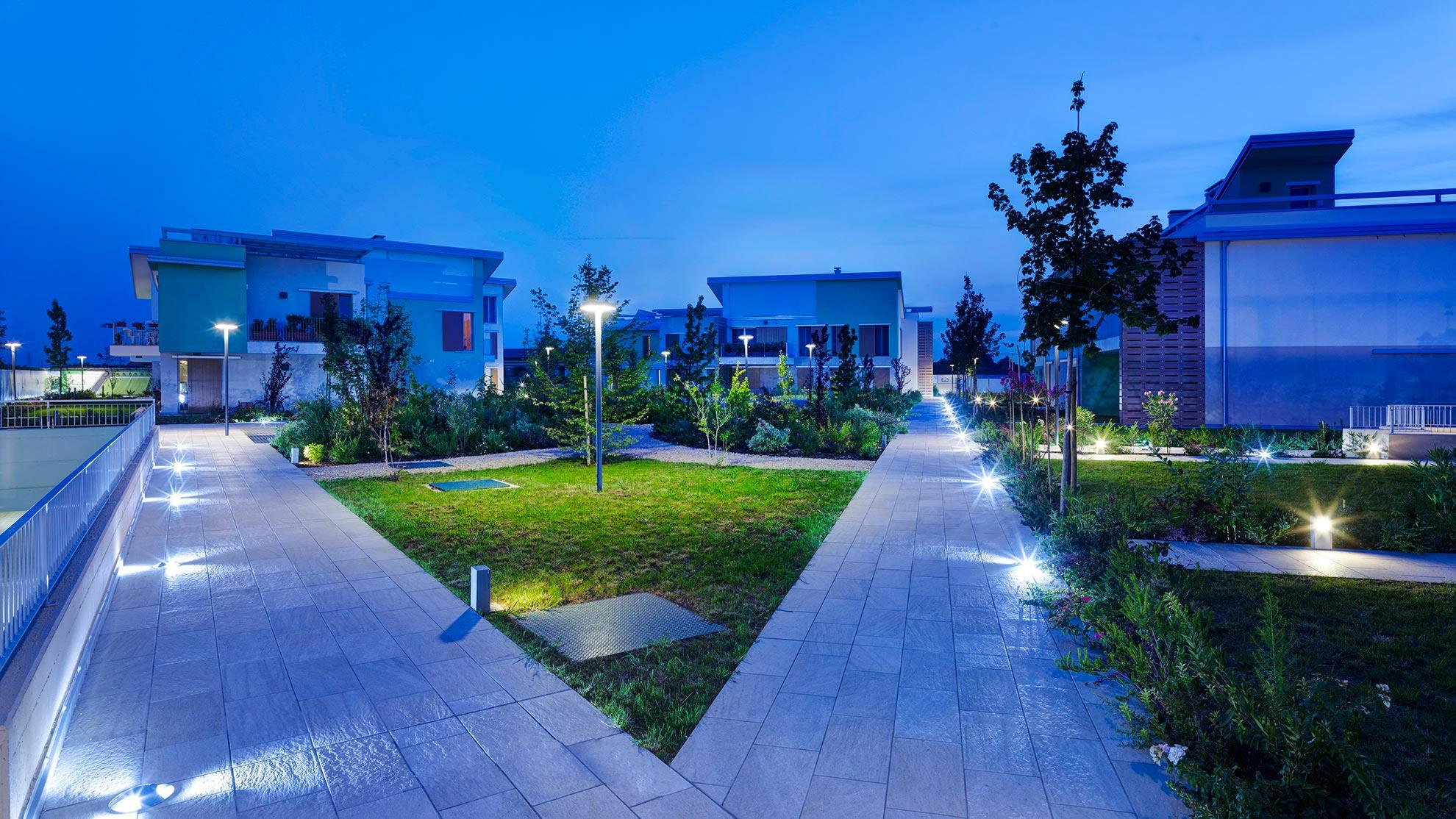 Residence Santa Caterina - Progettazione residenziale