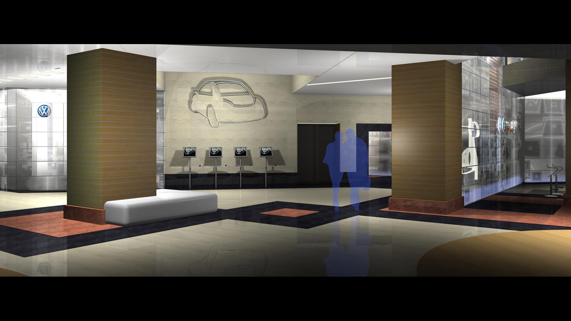 Volkswagen Group Lounge Verona