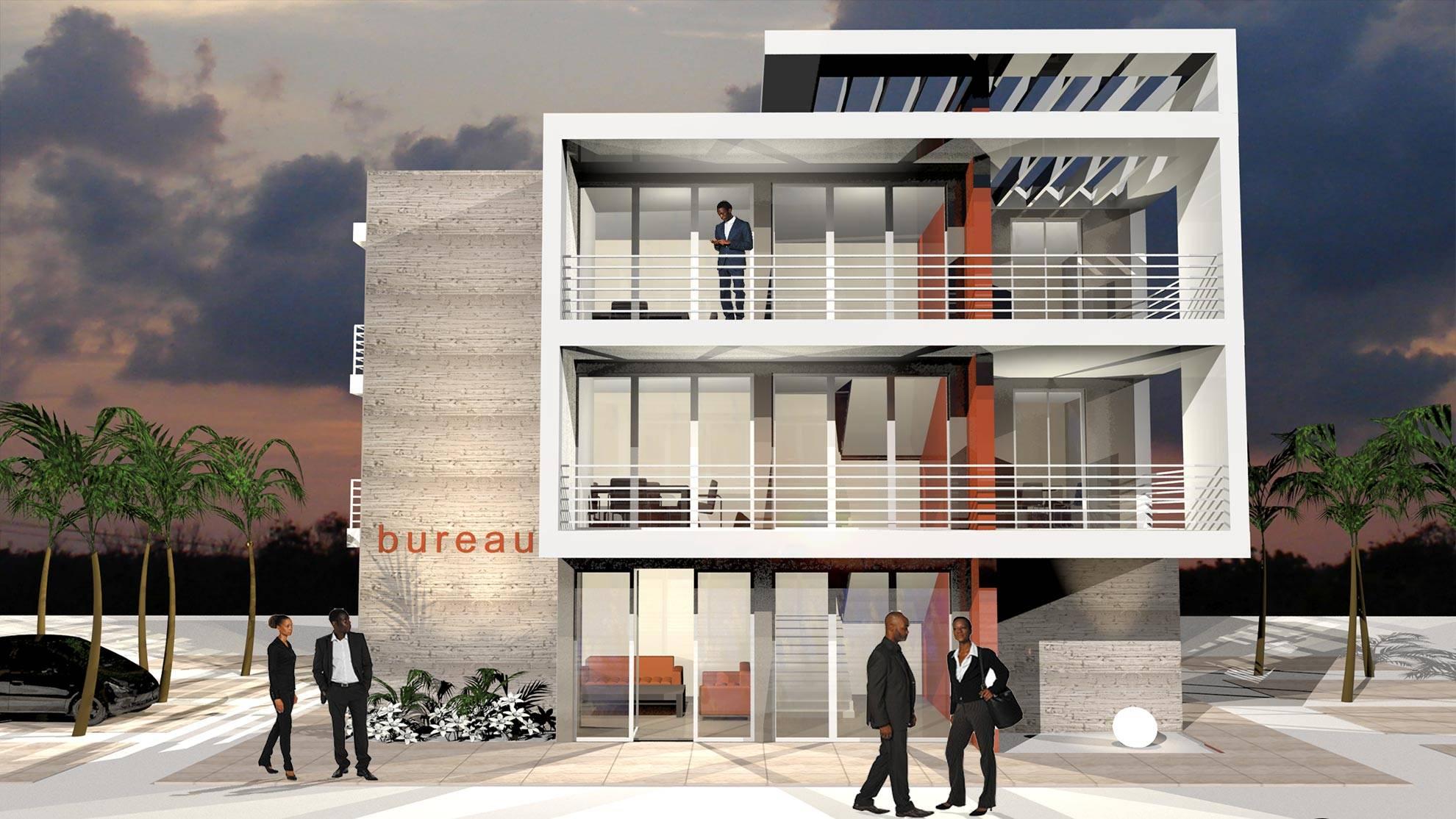 Concept Palazzina Uffici