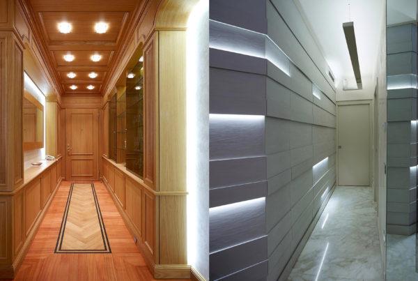 Twin Apartments 4 - Progetto appartamenti