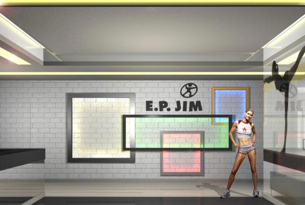 Fitness Club E.P Jim