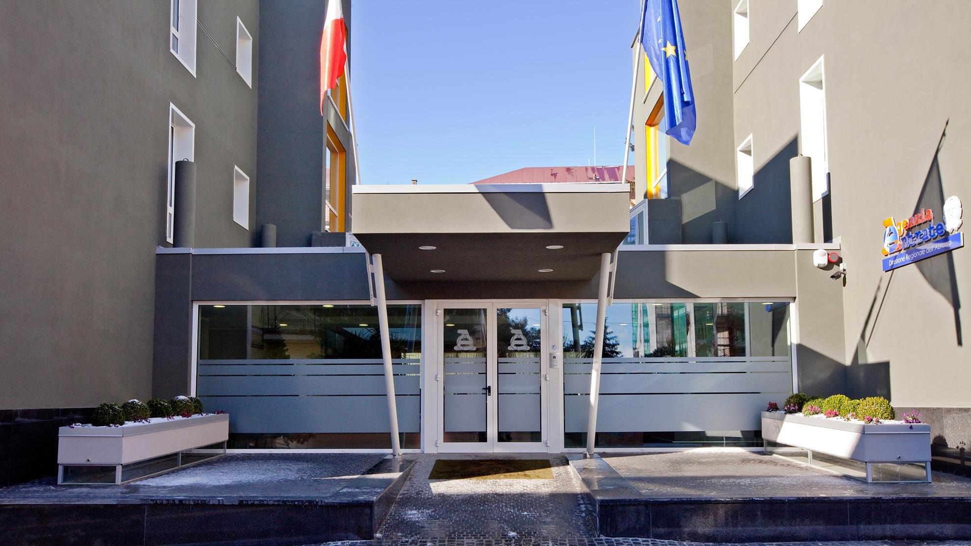 Agenzia delle Entrate de L'Aquila