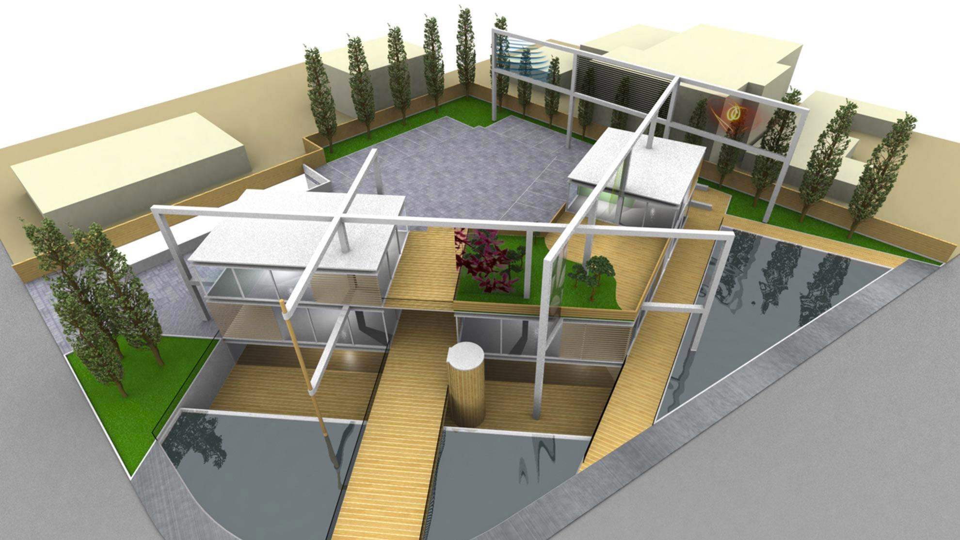 Spazio Uno Small Luxury Mall