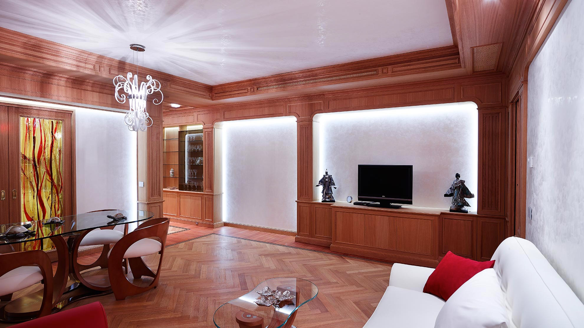Twin Apartments - Progetto appartamenti